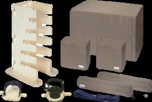 Egoscue equipment